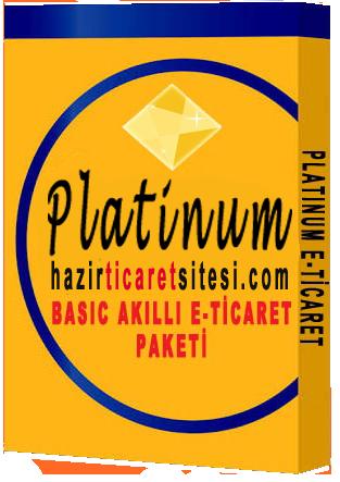 Basic Akıllı E-Ticaret Paketi
